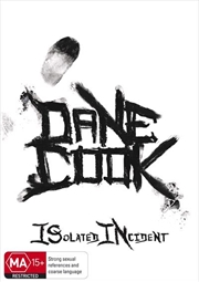 Dane Cook - Isolated Incident | DVD