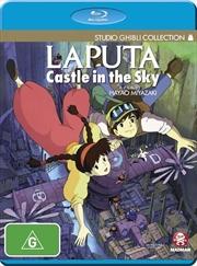 Laputa - Castle In The Sky | Blu-ray