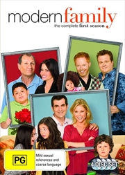 Modern Family - Season 1 | DVD