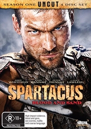 Spartacus - Blood And Sand - Season 1 | DVD