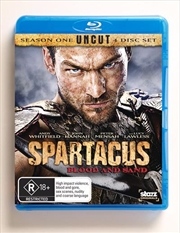 Spartacus - Blood And Sand - Complete Season One Uncut