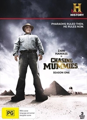 Chasing Mummies: Season One