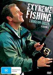Extreme Fishing With Robson Green: Season 1 | DVD