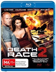 Death Race 2 | Blu-ray