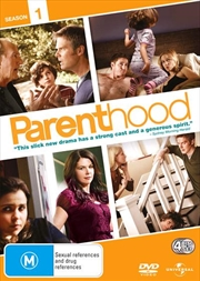 Parenthood - Season 1 | DVD
