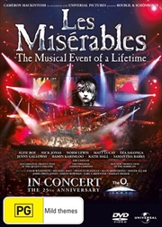 Les Miserables - 25th Anniversary Concert | DVD