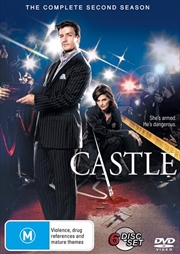 Castle - Season 2 | DVD