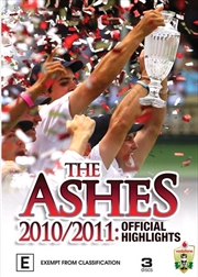Cricket: Ashes Wrap-Up | DVD