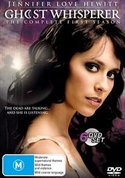 Ghost Whisperer - Season 01 | DVD