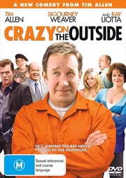 Crazy On The Outside | DVD