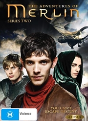 Adventures Of Merlin - Series 2, The