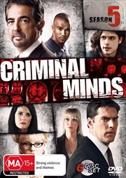Criminal Minds - Season 5 | DVD