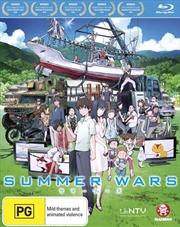 Summer Wars | Blu-ray