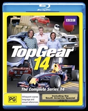 Top Gear: The Complete Series 14 | Blu-ray