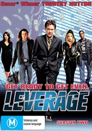 Leverage - Season 2 | DVD
