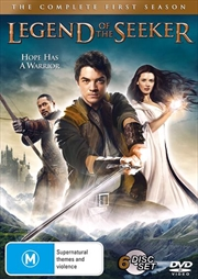 Legend Of The Seeker - Season 1 | DVD