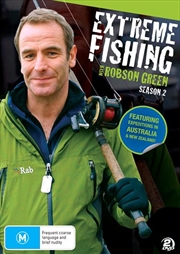 Extreme Fishing With Robson Green: Season 2 | DVD