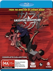 Samurai Champloo Complete Collection | Blu-ray