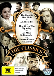 Classics Collection Boxset | DVD