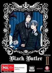 Black Butler - Collection 2 - Eps 13-24 | DVD