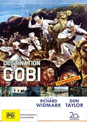 Destination Gobi | DVD