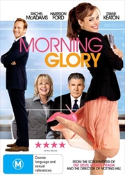 Morning Glory | DVD