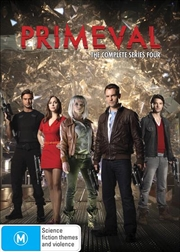 Primeval- The Complete Series Four