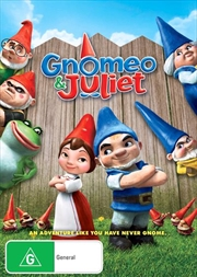 Gnomeo and Juliet | DVD