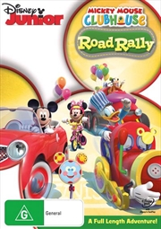 Mickey Mouse Clubhouse - Road Rally | DVD