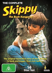 Skippy The Bush Kangaroo - The Complete Series
