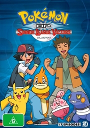Pokemon - Diamond And Pearl Sinnoh League Victors - Collection 1 | DVD