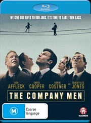 Company Men, The | Blu-ray