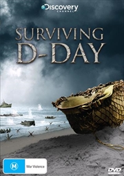 Surviving D-Day | DVD