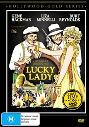 Lucky Lady | DVD