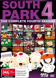 South Park - Complete Season 04 | DVD