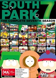 South Park - Complete Season 07 | DVD
