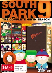 South Park - Complete Season 09 | DVD
