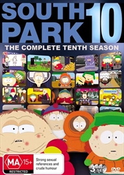 South Park - Complete Season 10 | DVD