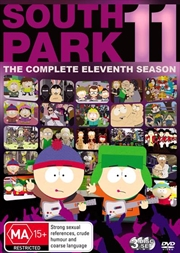 South Park - The Complete Eleventh Season | DVD
