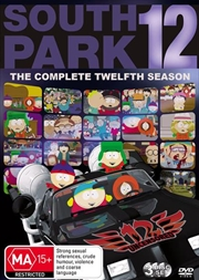 South Park - The Complete Twelfth Season | DVD