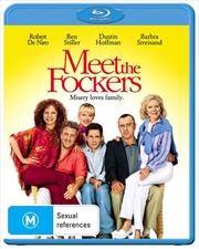 Meet The Fockers   Blu-ray