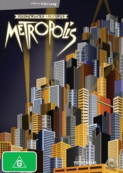 Metropolis Reconstructed and Restored