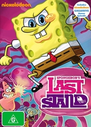 Spongebob Squarepants - Spongebob's Last Stand | DVD