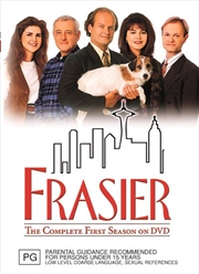 Frasier - Season 01 Boxset | DVD