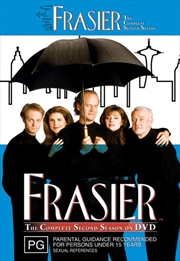 Frasier - Season 02 Boxset | DVD