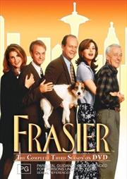 Frasier - Season 03 Boxset | DVD