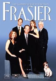 Frasier - Season 04 Boxset | DVD