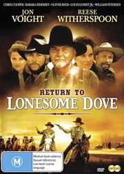 Return To Lonesome Dove | DVD