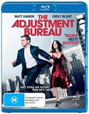 Adjustment Bureau | Blu-ray