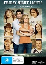 Friday Night Lights - Season 3 | DVD